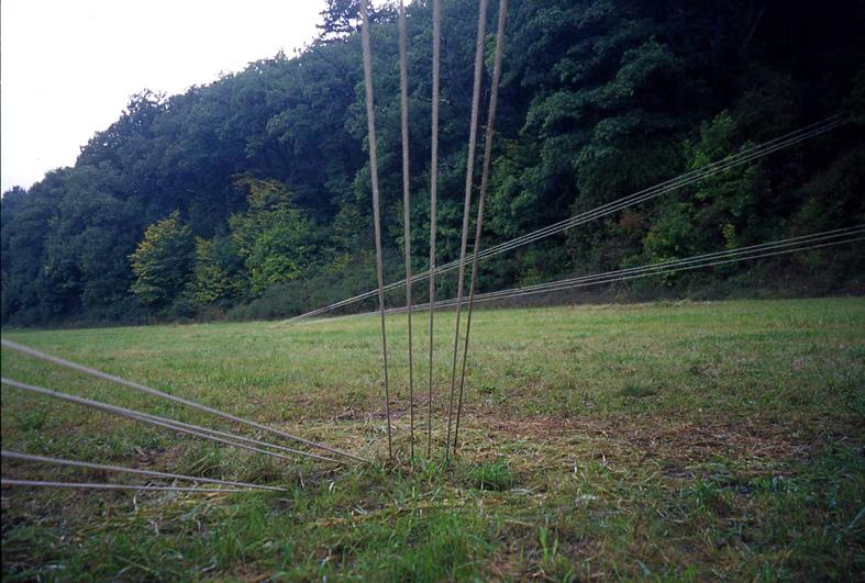 Un Km di linee di piu, Museum Arterra,2005