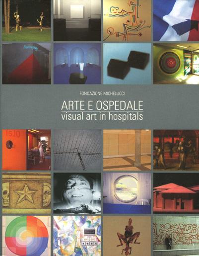 coperta libro arte e ospedale